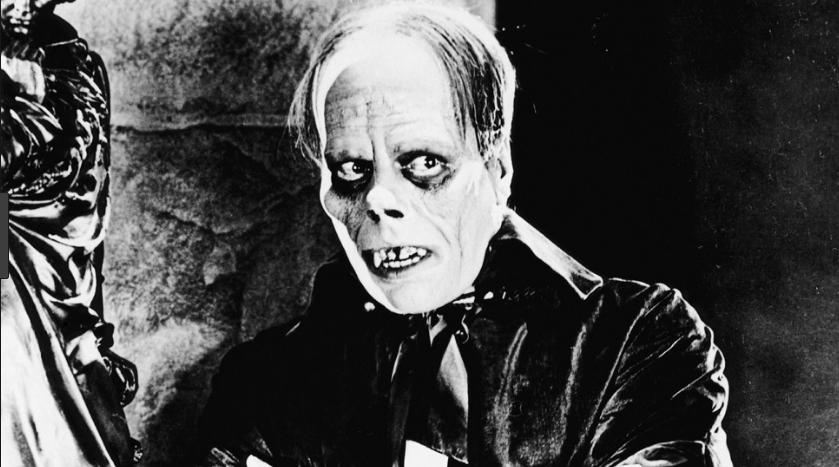 Point do Medo - O ponto de encontro dos amantes do Terror: O fantasma da  ópera / The phantom of the opera (1925)